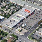 Ingram Hills aerial image